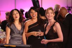 Cristina, Callie & Meredith