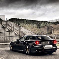 Stunning Ferrari FF!