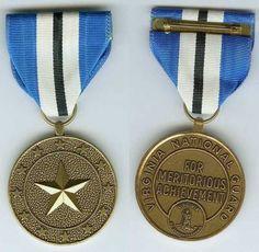 The OMSA Medal Database - Bronze Star Medal - Virginia National Guard - OMSA