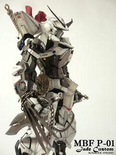 Gundam Custom Model Build
