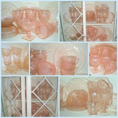 Shabby French Cottage: Depression Glass