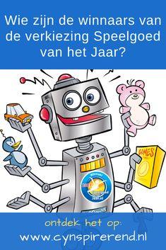 De titel 'Speelgoed van het Jaar' wordt elk jaar in Nederland toegekend aan speelgoed en spellen in verschillende leeftijdsgroepen. Wat houdt de Speelgoed van het Jaar verkiezing in? Hoe worden de winnaars beoordeeld? Wie zijn de winnaars van de afgelopen jaren? En hoe kun je jaarlijks mee stemmen? Lees het op Cynspirerend.nl Play Doh, Me Time, Tips, Blog, Blogging, Play Dough, Counseling