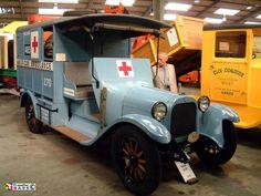 Dodge 18 HP Ambulance for the American Ambulance Field Service, ca. 1917 Truly a Badass Old Dodge Trucks, Pickup Trucks, Classic Motors, Classic Cars, American Ambulance, Emergency Equipment, Automobile, Fire Equipment, Rescue Vehicles
