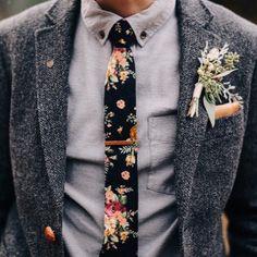 Groom Jacket / Tie