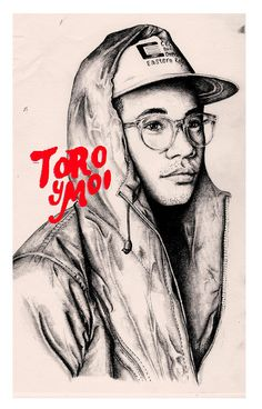 Toro y Moi, by Keano Ross, people say I look like him?