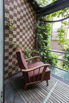 regardsetmaisons: Coup de coeur pour une terrasse urban jungle