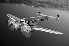 Lockheed Model 12 Electra Junior, 1936