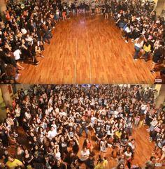 Brazilian K-pop fans 'Random Play Dance' en masse | Koogle TV