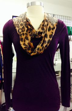 We believe Animal Print is a Neutral :-)