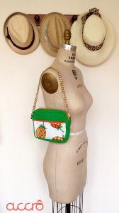 Accrô | Pineaple purse: I want one!