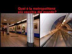 La metropolitana più vecchia del mondo