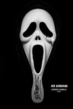 FANTASMAGORIK® ICE-SCREAM by obery nicolas, via Behance