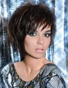 Trendy Short Haircuts | 2013 Short Haircut for Women