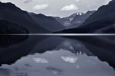 Looking Deep; Glacier National Park (pinned by haw-creek.com)