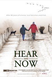 Watch Hear And Now Documentary Online. A documentary memoir following a filmmaker's deaf parents as they receive a complex surgical implant, which allows them to experience sound for the first time.