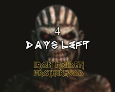 4 days left for Book of ~Souls!!! 9-4-15!!