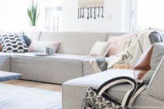 &SUUS   www.ensuus.nl   Bohemien Wandkleed  Woonkamer   Livingroom   Our home