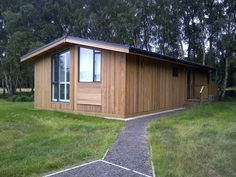 Green Eco Homes and Log Cabins to buy in UK Log Cabins Uk, Log Cabin Homes, Stone Homes, Eco Buildings, Eco Homes, Logs, Traditional House, Insulation, Building A House