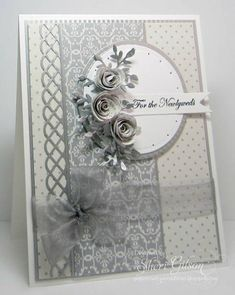 To the Newlyweds, TPE165 by PaperCrafty - Cards and Paper Crafts at Splitcoaststampers