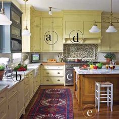 Kitchen | Period-Perfect Farmhouse is All in the Details | Photos | Remodels | This Old House
