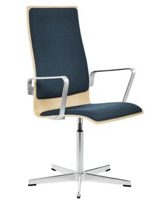 8a4e42451d Fauteuil Oxford avec accoudoirs - Edition spéciale 50 ans Boardroom Chairs