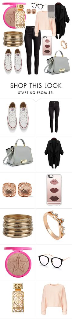 """""""The Last Human"""" by black-wings ❤ liked on Polyvore featuring Converse, ZAC Zac Posen, Larkspur & Hawk, Casetify, Forever 21, BERRICLE, Tory Burch, Miss Selfridge and Bohemia"""