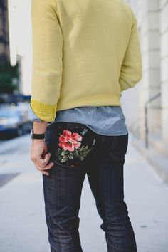 loved the color // #mens #fashion #style for #man