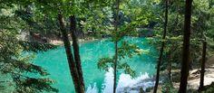 Szmaragdowe Jeziorko w Rudawach Janowickich