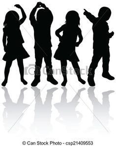 Dancing children Clipart Vector and Illustration. Dancing children clip art vector EPS images available to search from thousands of royalty free stock art and stock illustration creators. Painting For Kids, Drawing For Kids, Eps Vector, Vector Art, Splash Photography, Dance Images, Silhouette Clip Art, Art Icon, Stock Art
