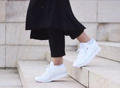#reebok #streetstyle #white #fashion #mode