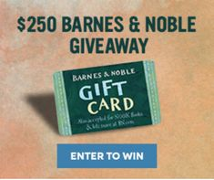 Win a $250 gift card