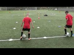 Soccer Youth Training Drills