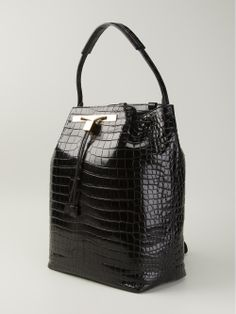 The Row Crocodile Backpack - A'maree's The Row | cynthia reccord