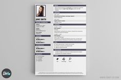 These Resume Templates will surely help you find a job! The Best Resume Builder with creative Resume Samples. Professional Cv Examples, Professional Resume, Resume Examples, Cv Maker, Resume Maker, Creative Cv Template, Online Cv, Resume Builder, Creative Jobs