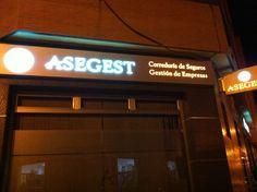 Edificio Asegest. Calle Lafora, 23, 03007 Alicante, Spain.