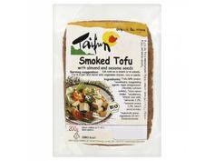 Taifun - Tofu wędzone z migdałami i sezamem BIO 200 g