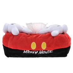 Mickey Kleenex Box Cover