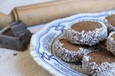 Marmellata di coccole: Biscotti al cioccolato buoni da far paura