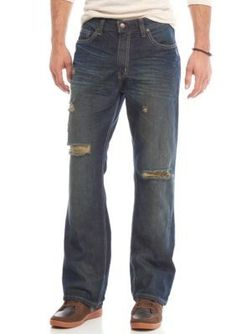 Red Camel  Slim Straight Fit Jeans