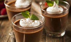 Mousse au chocolat et au Bailey's...Un dessert réservé aux adultes!