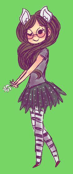 Homestuck; Jade