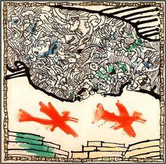 Galerie Lelong - Estampes - Pierre AlechinskyVol augural 1990 Gravure marouflée…