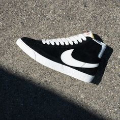 SNKRBLG • Nike Women's Blazer Mid Suede Vintage // Available...