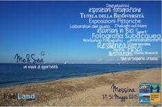 Feelland Group celebra The European Maritime Day con Me&Sea, la festa del mare nello Stretto di Messina.