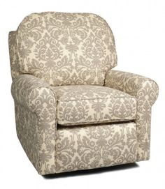 Comfy:) love this rocking chair