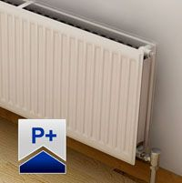 Stelrad Elite Panel Radiator 700mm High x 400mm Wide (Double Panel Plus)