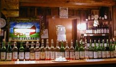 Heritage Wine Cellars - Lake Erie Wine Country....something like 60 wines to sample.....and the samples are free.....go crazy