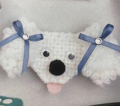 Poodle Dog Magnet Kitchen Magnets Dog lovers magnets Cute
