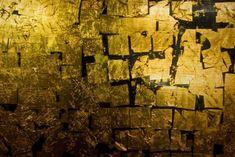 Pareti Doro : Decorazione pareti con foglia doro casa giardino composizioni