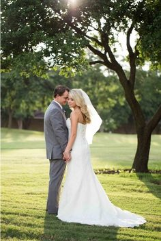 Emily + David Spring Wedding | Bride & Groom Outdoor Photos | @katepease Photography